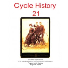 Proceedings of the 21st International Cycle History Conference 2010  (Prague)