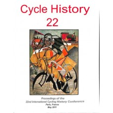 Proceedings of the 22nd International Cycle History Conference 2011 (Paris)