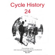 Proceedings of the 24th International Cycle History Conference 2013 (Lisbon)