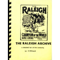 Millward A, The Raleigh Archive
